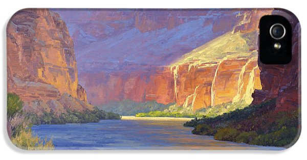 Grand Canyon iPhone 5s Case - Inner Glow Of The Canyon by Cody DeLong