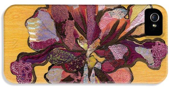 Iris I Series II IPhone 5s Case by Shadia Derbyshire