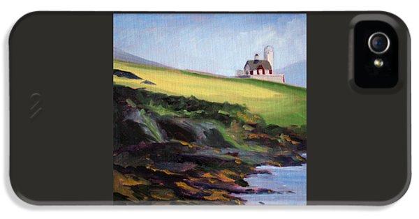 Irish Lighthouse IPhone 5s Case