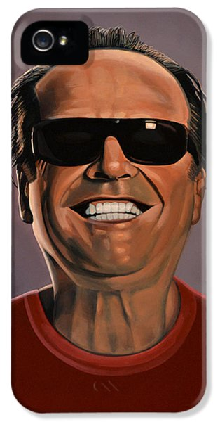 Jack Nicholson 2 IPhone 5s Case
