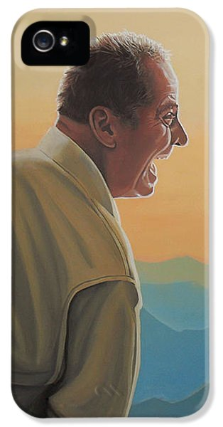 Jack Nicholson And Morgan Freeman IPhone 5s Case