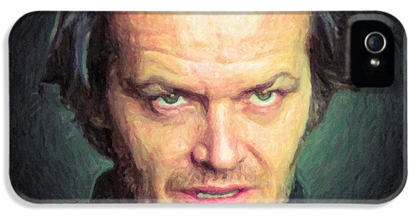 Jack Torrance IPhone 5s Case