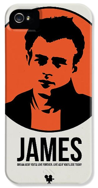 James Poster 1 IPhone 5s Case by Naxart Studio