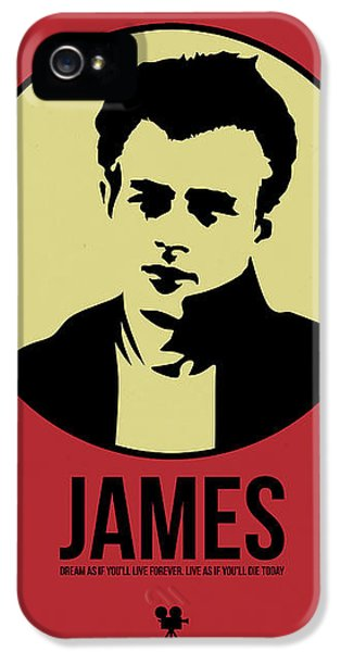 James Poster 2 IPhone 5s Case by Naxart Studio