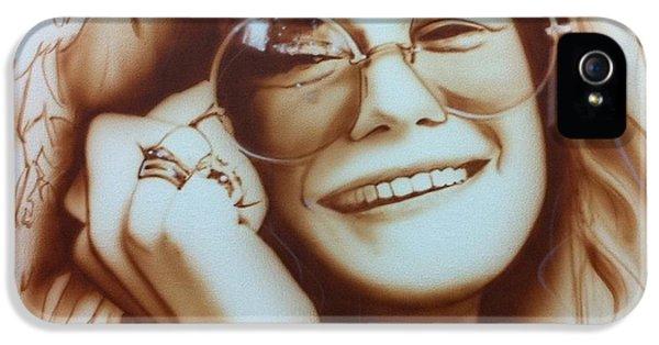 Janis Joplin - ' Janis ' IPhone 5s Case