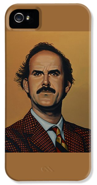 John Cleese IPhone 5s Case by Paul Meijering
