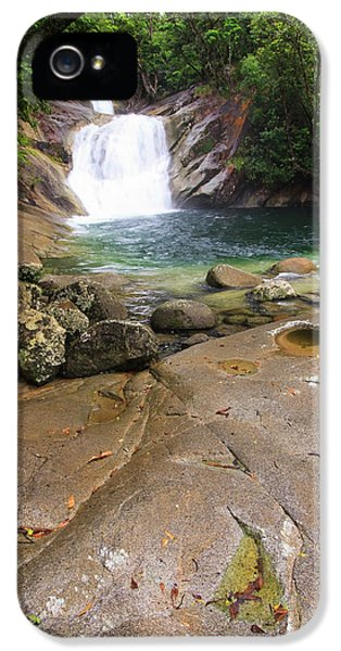 Far North Queensland iPhone 5s Case - Josephine Falls Is One Of The Most by Paul Dymond