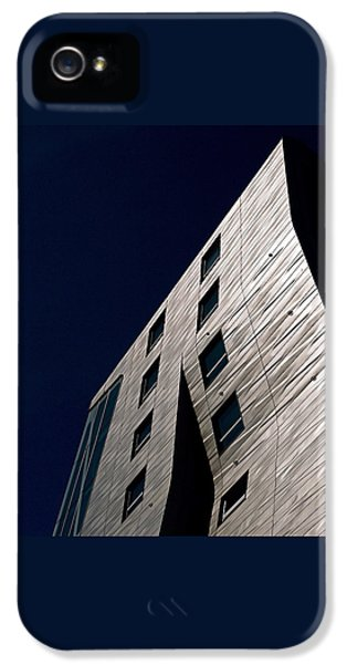 Just A Facade IPhone 5s Case by Rona Black