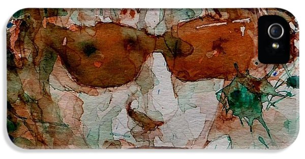 Just Like A Woman IPhone 5s Case by Paul Lovering