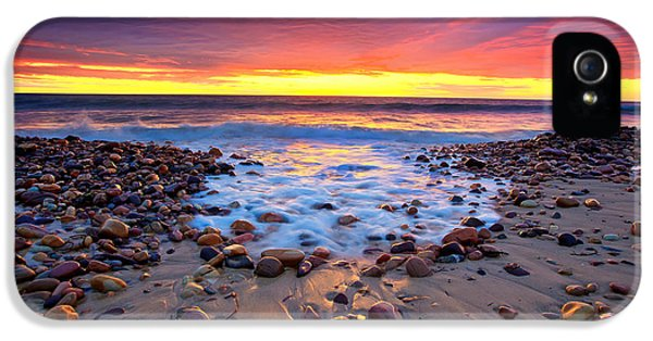 Karrara Sunset IPhone 5s Case