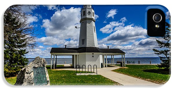 Kimberly Point Lighthouse IPhone 5s Case