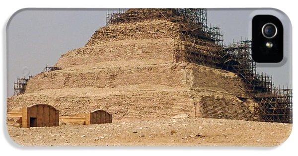 King Djoser The Great Of Saqqara IPhone 5s Case