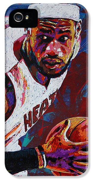 King James IPhone 5s Case