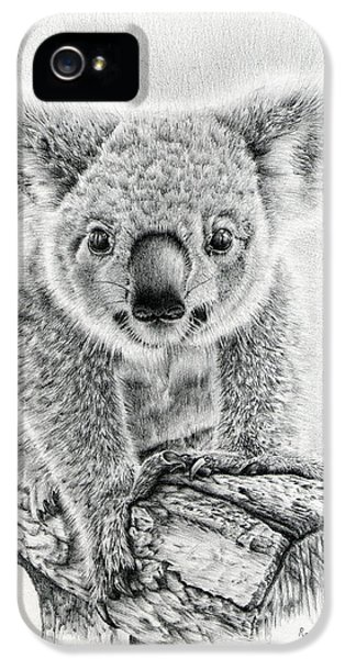 Koala Oxley Twinkles IPhone 5s Case