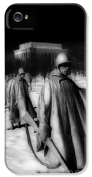 Korean Memorial IPhone 5s Case by Skip Willits