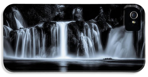 Flow iPhone 5s Case - Krka by Marc Huybrighs