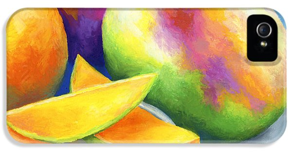 Last Mango In Paris IPhone 5s Case by Stephen Anderson