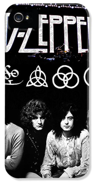 Led Zeppelin IPhone 5s Case