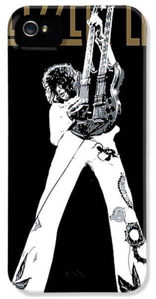 Led Zeppelin No.06 IPhone 5s Case