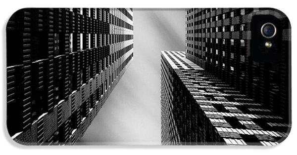 City Scenes iPhone 5s Case - Legoland by Dave Bowman