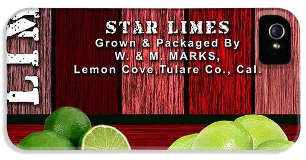 Lime Farm IPhone 5s Case by Marvin Blaine