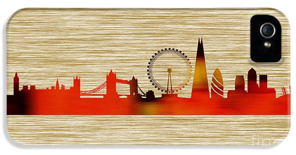 London Skyline IPhone 5s Case