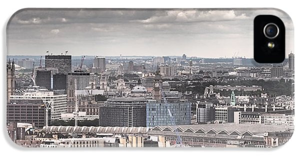 London Under Grey Skies IPhone 5s Case