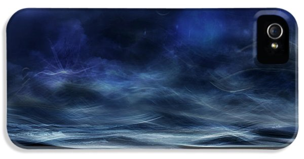 Macro iPhone 5s Case - Lost At Sea by Willy Marthinussen