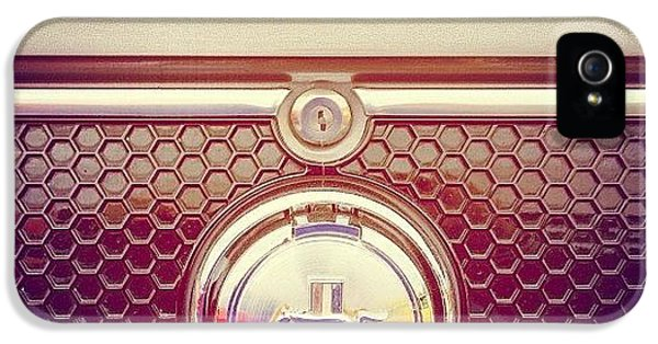 Classic iPhone 5s Case - Mach 1 by Mike Maher