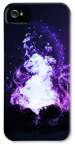 Fairy iPhone 5s Case - Magic by Nicklas Gustafsson