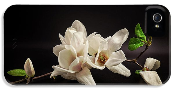 Orchid iPhone 5s Case - Magnolia by Tony08