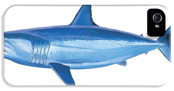 Mako Shark IPhone 5s Case by Carey Chen