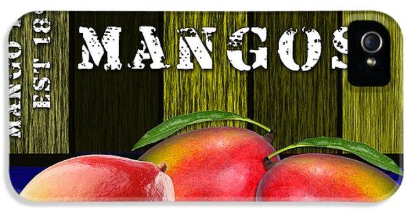 Mango Farm IPhone 5s Case by Marvin Blaine