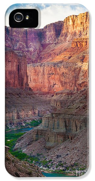 Marble Cliffs IPhone 5s Case by Inge Johnsson