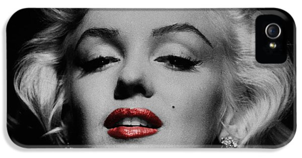 Marilyn Monroe 3 IPhone 5s Case by Andrew Fare
