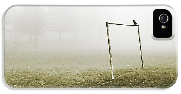 Match Abandoned IPhone 5s Case by Mark Rogan