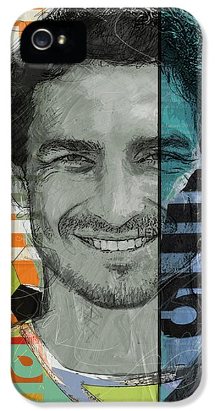 Mats Hummels - B IPhone 5s Case by Corporate Art Task Force