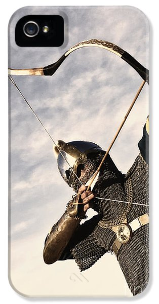 Medieval Archer IPhone 5s Case by Holly Martin