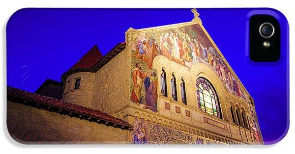 Memorial Church Stanford University IPhone 5s Case
