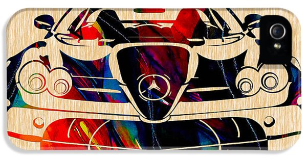 Mercedes Benz Painting IPhone 5s Case