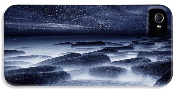 Beach iPhone 5s Case - Morpheus Kingdom by Jorge Maia