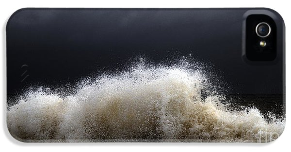 Water Ocean iPhone 5s Case - My Brighter Side Of Darkness by Stelios Kleanthous