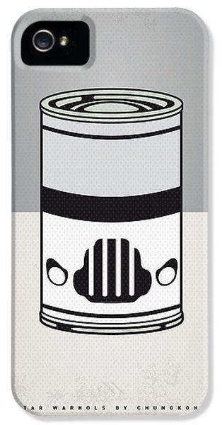 My Star Warhols Stormtrooper Minimal Can Poster IPhone 5s Case