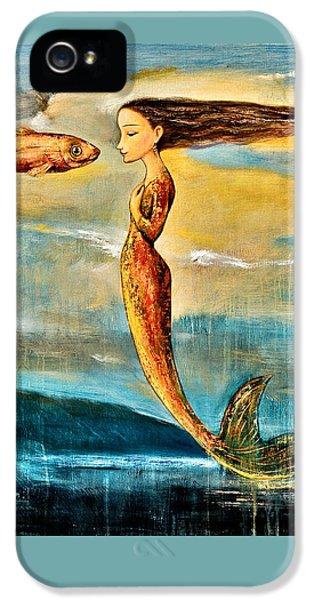 Mystic Mermaid IIi IPhone 5s Case