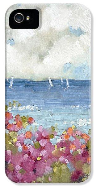 Water Ocean iPhone 5s Case - Nantucket Sea Roses by Joyce Hicks
