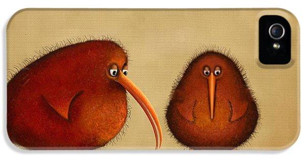 New Arrival. Kiwi Bird - Sweet As - Boy IPhone 5s Case