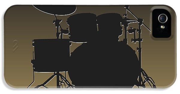 New Orleans Saints Drum Set IPhone 5s Case