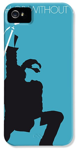 No035 My U2 Minimal Music Poster IPhone 5s Case by Chungkong Art