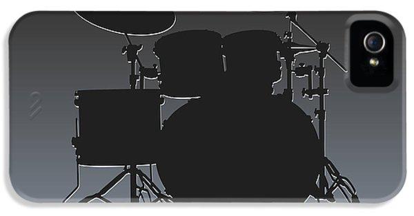 Oakland Raiders Drum Set IPhone 5s Case