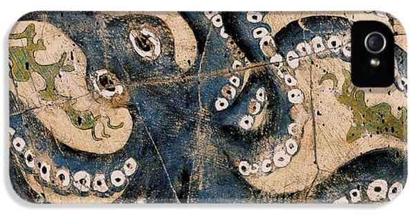 Octopus - Study No. 1 IPhone 5s Case
